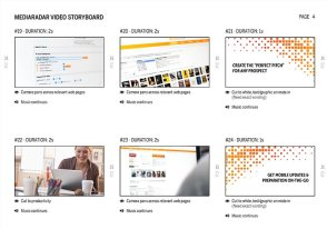 MediaRadar Storyboard